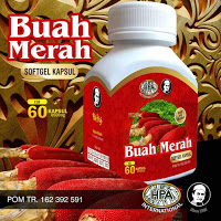 buah merah soft gel