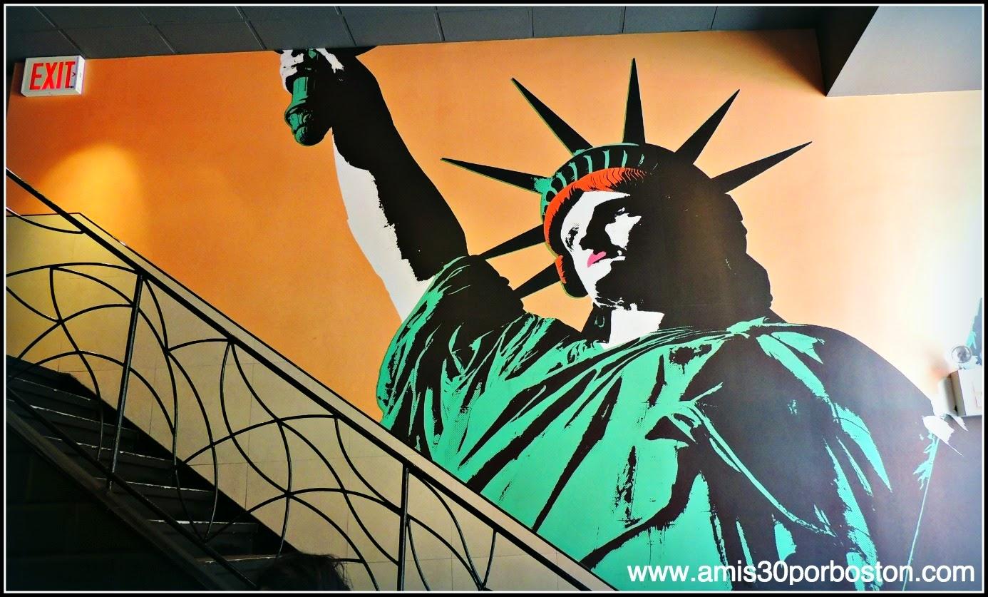 Segunda Visita a Nueva York: McDonalds