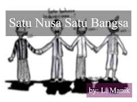 Lirik lagu wajib nasional Satu Nusa Satu Bangsa