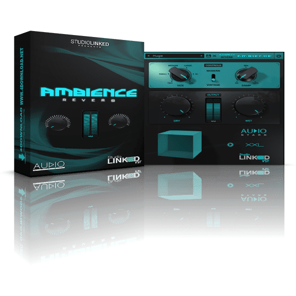 Studiolinked Ambience Reverb v1.0.0 Full version