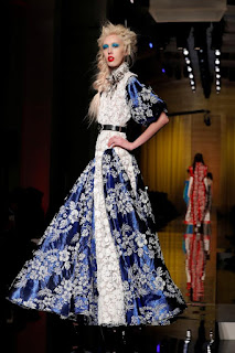 Highlights of Paris Haute Couture Week springsummer 2017