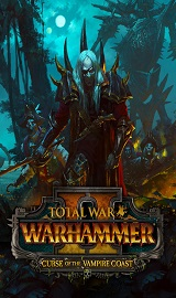 packshot 5b43e56e1f5672c5d72086f3386219e2 - Total War WARHAMMER II Curse of the Vampire Coast Language Pack-PLAZA