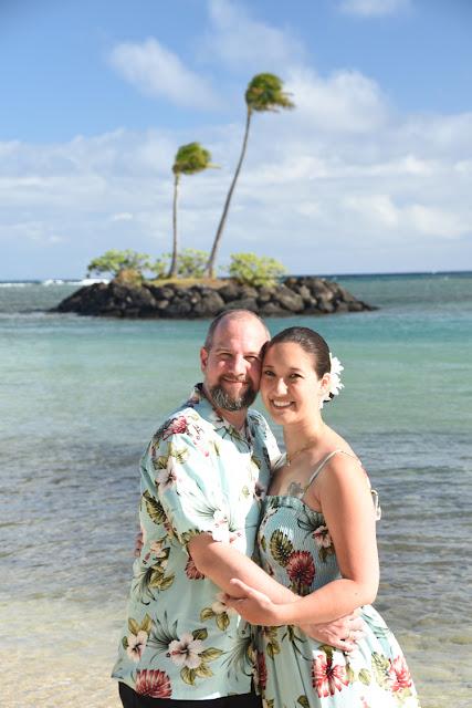 Oahu Vow Renewal
