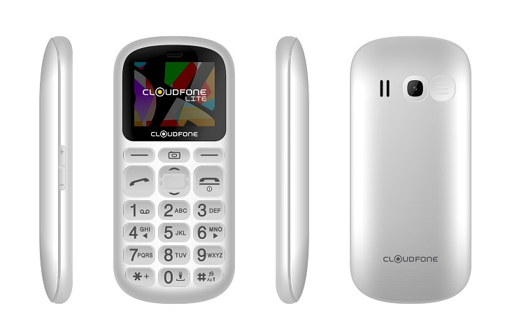 Cloudfone Lite Senior (Bar)