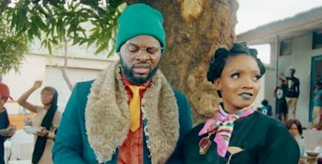 falz simi foreign music video
