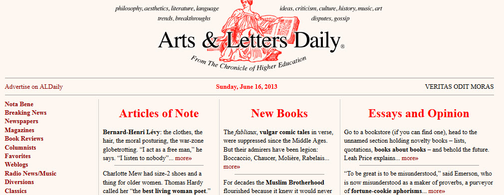 arts letters daily out on the stoop 06 01 2013 07 01 2013 20509