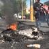 Se lanzan a las calles de SFM exigiendo esclarecimiento asesinato dirigente Vladimir Lantigua