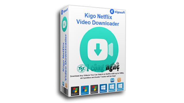 نحميل برنامج Kigo Netflix Video Downloader كامل مع التفعيل