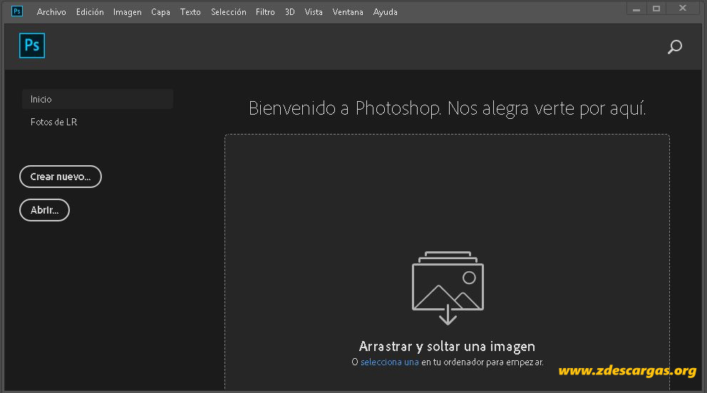 Adobe Photoshop CC 2019 Full Español