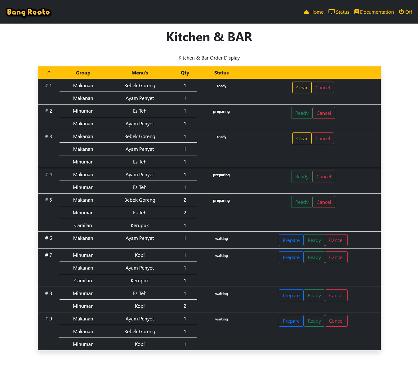 restaurant source code pos free download gratis full version