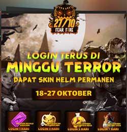 Event FF Terbaru Oktober 2019