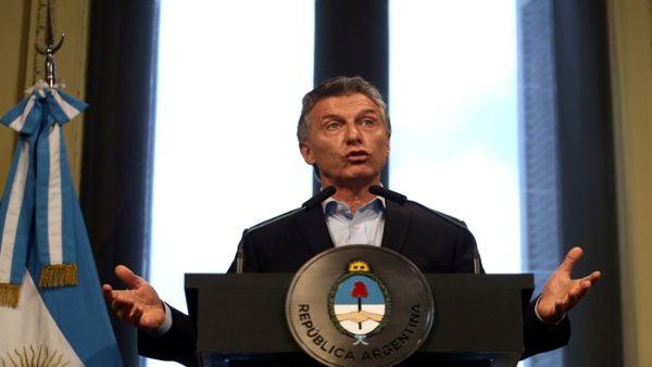"""Macri: Argentina """"necesita"""" 20 años para eliminar la pobreza"""