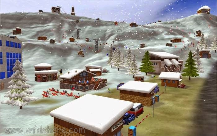 highly compressed Ski Park Tycoon komputer laptop no steam