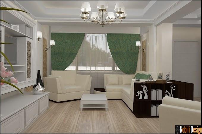 Design interior vila stil clasic de lux Bucuresti-Design Interior-Amenajari Interioare-case clasice