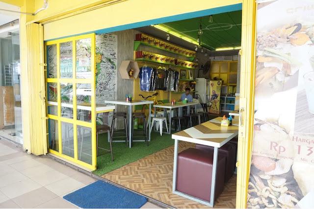 Cafe SFC Palembang