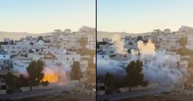 Watch: Israel blows up the house of a terrorist who murdered Jews - this is how Israel punishes terrorists in order to fight Islamic extremism