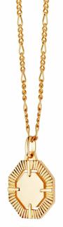 Daisy London Estee Lalonde Octagon Necklace