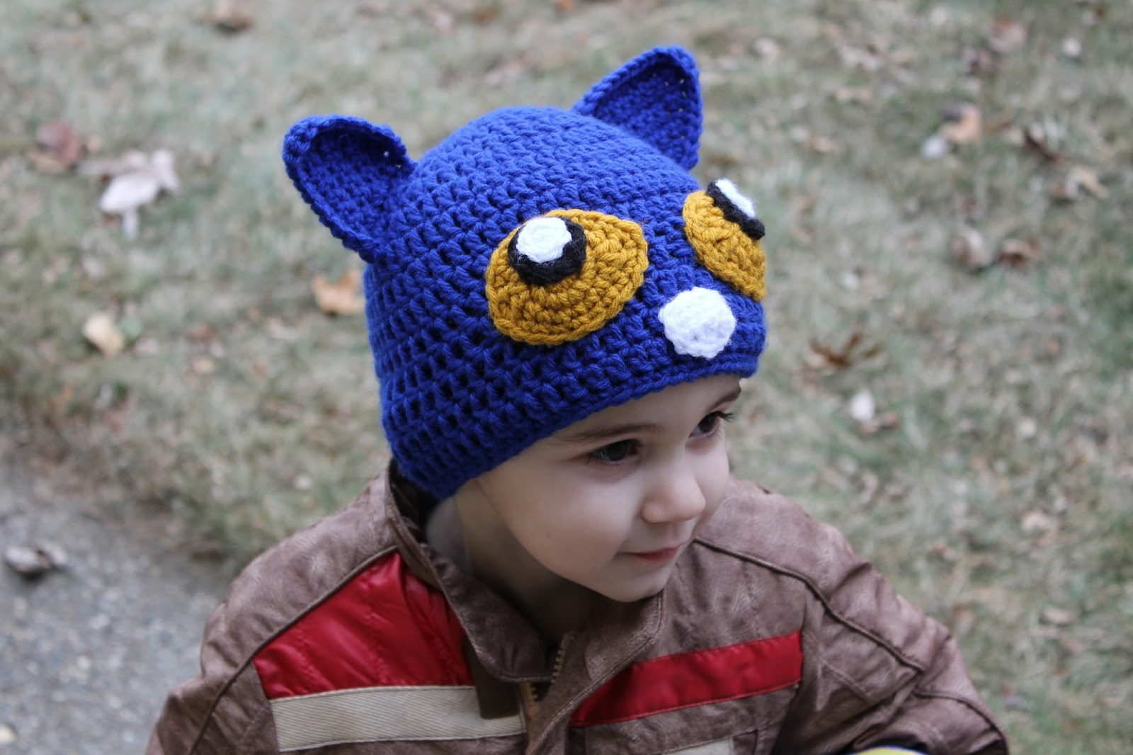 mnopxs2 the blog: Pete the Cat Crochet Hat Pattern
