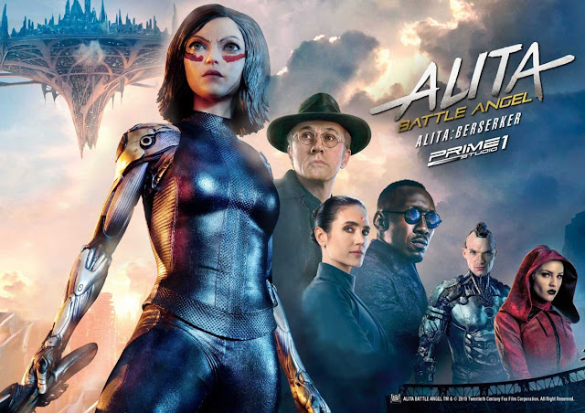 Alita: Battle Angel (2019) 360p 480p 720p 1080p 4K UltraHD Subtitle Indonesia