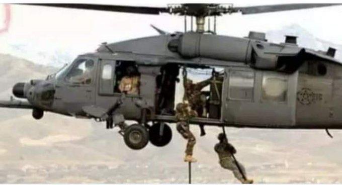 غارة #أمريكية في جبال جوليس تقتل منسق هجمات تنظيم الدولة #داعش في #الصومال