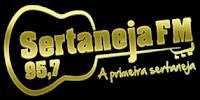 Rádio Sertaneja FM de Ituiutaba MG ao vivo