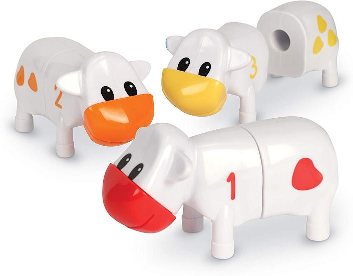 contar - vacas - juguetes - vacaslecheras.net