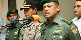 Jenderal Gatot Nurmantyo: Politikus yang Bicara Kotor di Media itu Jongos Asing di Indonesia - Commando