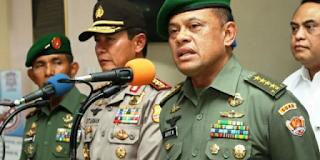 Waduh .. Media Australia Sebut Panglima TNI Manfaatkan ISU Pancasila Untuk Pencitraan guna muluskan jalan jadi Presiden - Commando