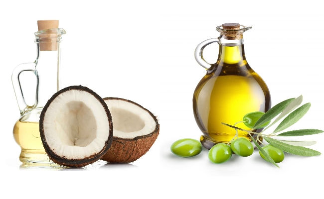 OLIVE AND COCONUT OIL IN THE WORLD OF BEAUTY…STRANGE BEAUTY TRICKS THAT HAVE AN AMAZING EFFECT!!!