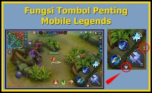 Tombol Penting Mobile Legends
