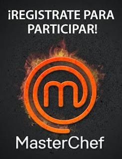 Como participar en MasterChef segunda temporada