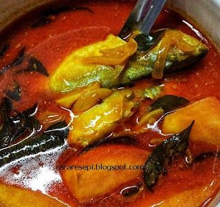 Gulai Ikan Termenung Kuala Kedah