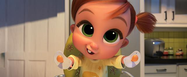 Imagen El bebé jefazo: Negocios de familia