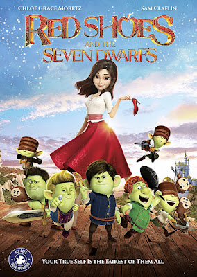 Red Shoes And The Seven Dwarfs [2020] [DVD R1] [Latino]