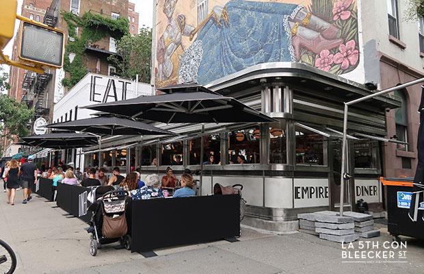 restaurantes diners en Nueva York empire diner