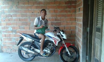 Jovem tem moto roubada em Anapurus.