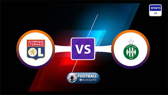 Olympique Lyonnais vs Saint-Étienne – Highlights