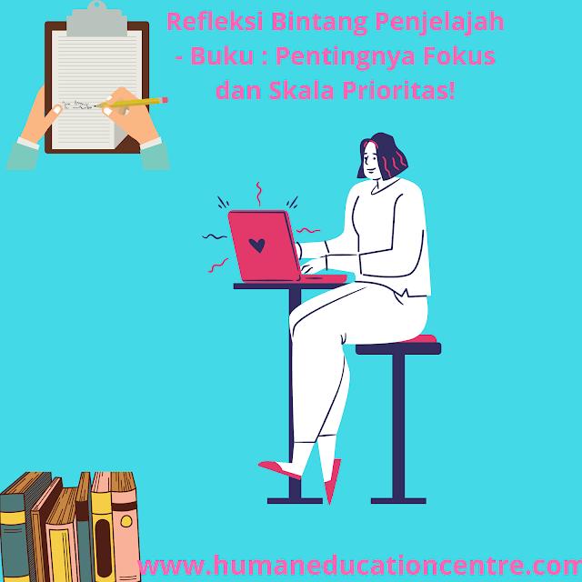 Refleksi menulis buku