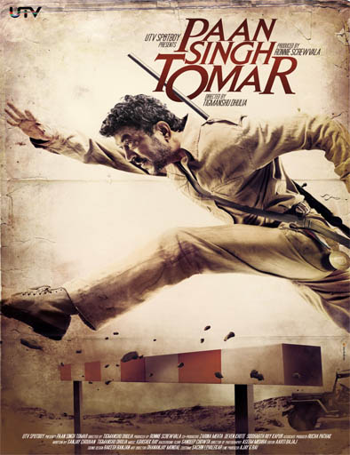 Ver Paan Singh Tomar (2012) Online