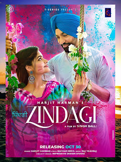 Zindgi _ Harjit Harman - listen online | DjPunjab