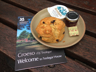 Tredegar House Scones
