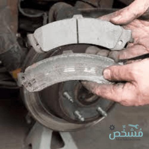 نظام الفرامل في السيارة