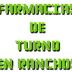 Farmacias de Turno Abril 2017