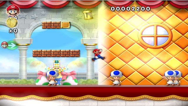 Download Game Super Mario Forever 2012 PC Gameplay