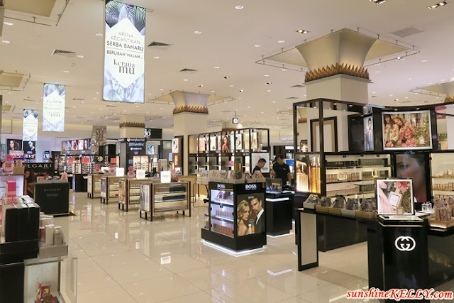 SOGO KL All-New Beauty Hall located at Ground Floor
