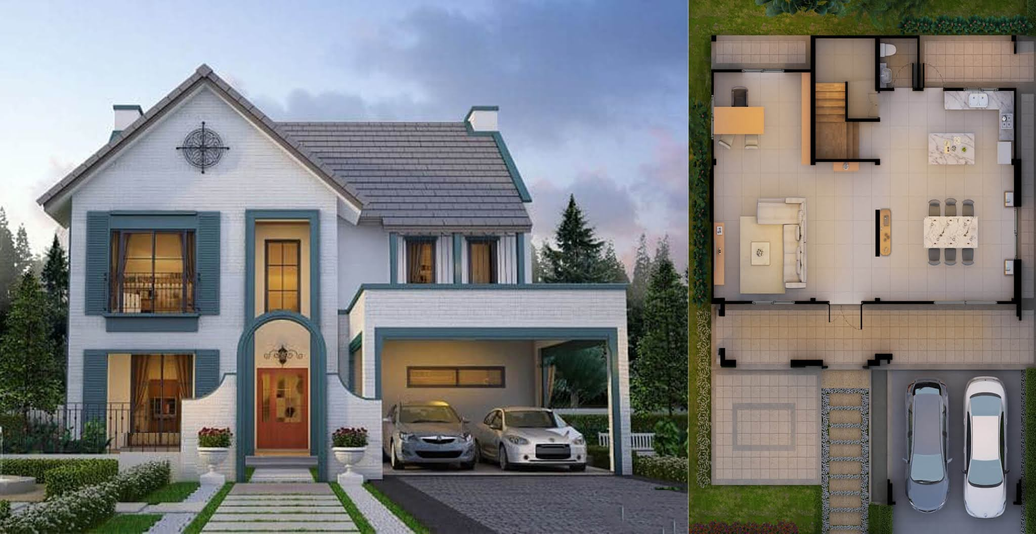 Maison A Etage Decouvrez Nos 15 Modeles Preferes
