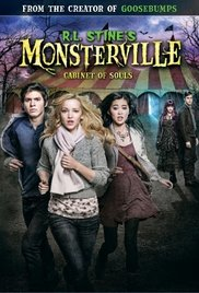 Monsterville: The Cabinet of Souls (2015)