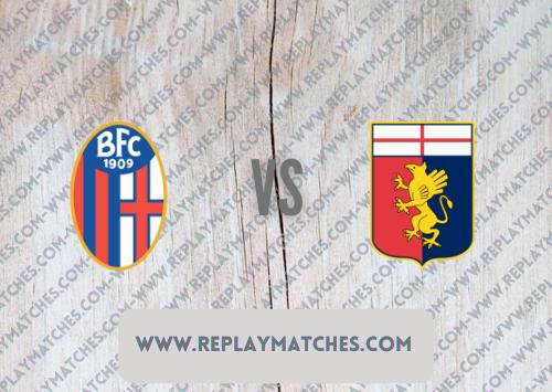 Bologna vs Genoa Highlights 21 September 2021