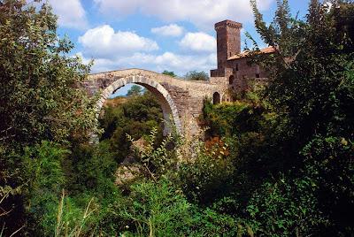 ponte abbadia vulci