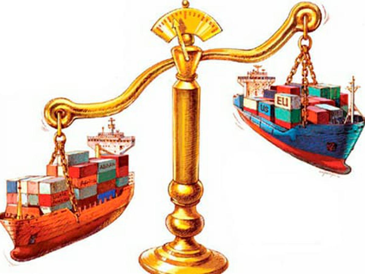 توازن التجارة